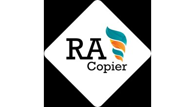 Logo CV. Riskyade Copier (Ra Copier)